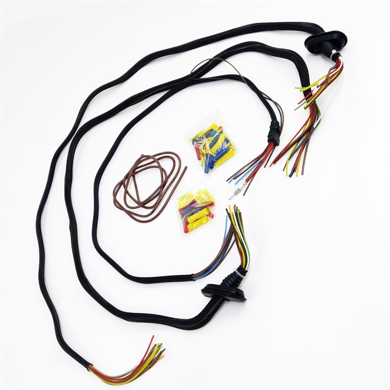 Repair set wiring harness cable loom all bmw e tailgate