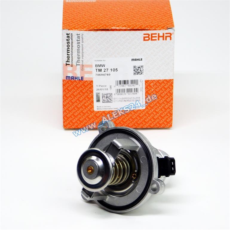 Behr Thermostat Avec Joint BMW 1er 3er 5er 6er 7er x3 x5 x6