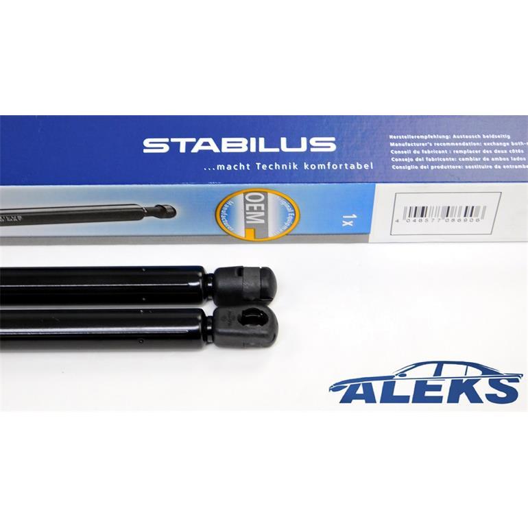 2x STABILUS lift-o-mat lifter amortiguador amortiguadores portón trasero Ford Focus Daw 6456qq