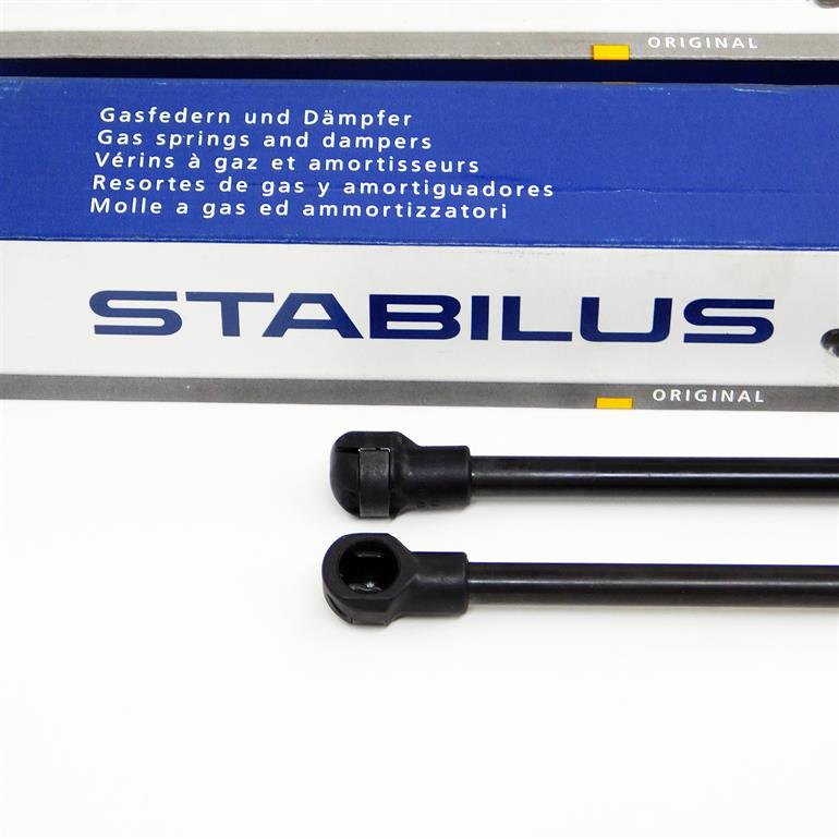 2x STABILUS liftomat amortiguador amortiguadores portón trasero para nissan primera hatchback