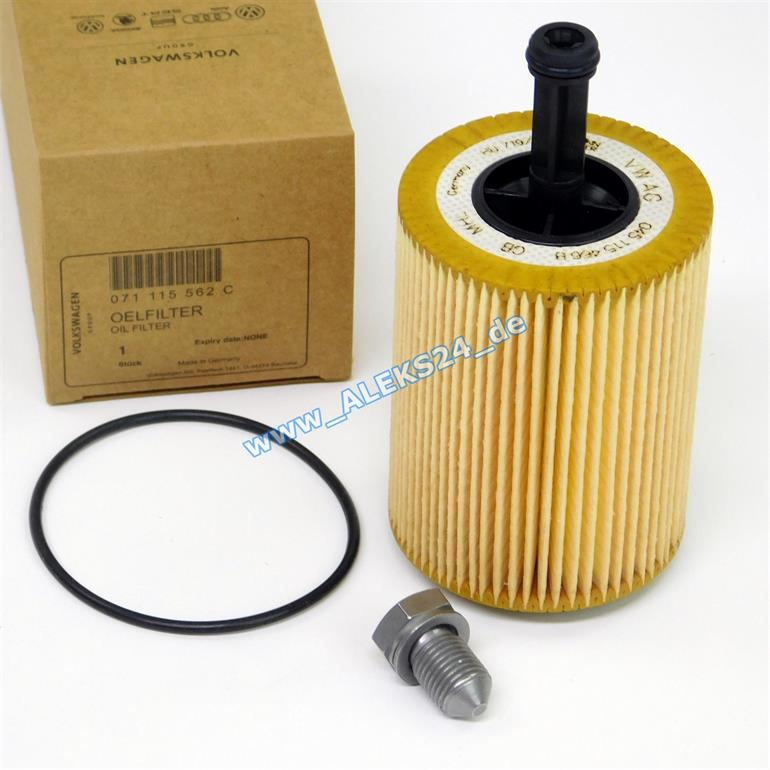 oe vw lfilter 5w30 l service inspektion audi a3 a4 a5. Black Bedroom Furniture Sets. Home Design Ideas