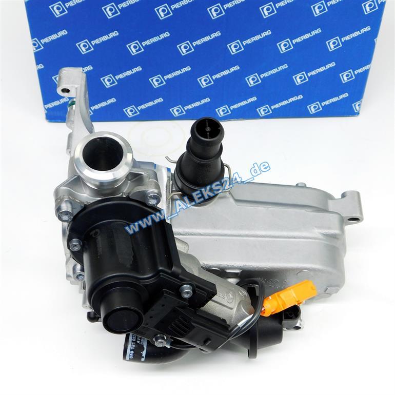 059131515DN Kühler für Abgasrückführung Audi A6 3.0 TDI CKVB AGR-Kühler