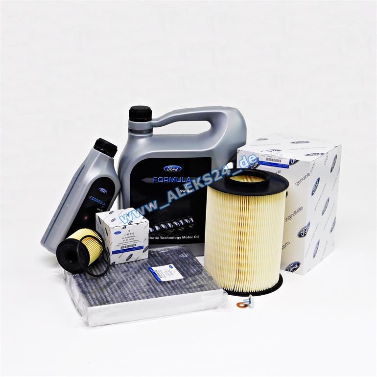 original ford inspektionspaket servicepaket kuga i 2 0. Black Bedroom Furniture Sets. Home Design Ideas