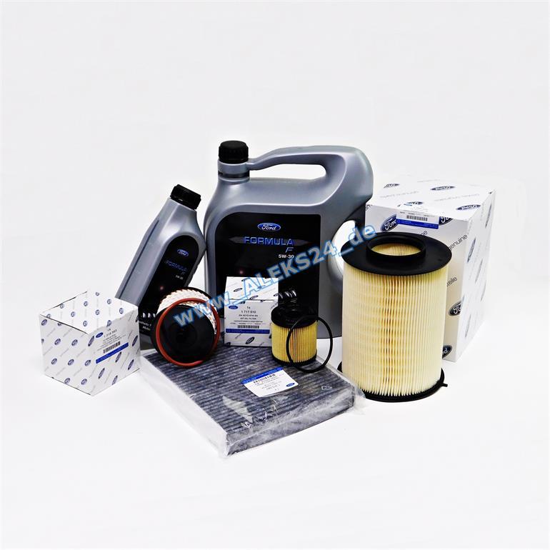 original ford inspektionspaket servicepaket focus c max. Black Bedroom Furniture Sets. Home Design Ideas