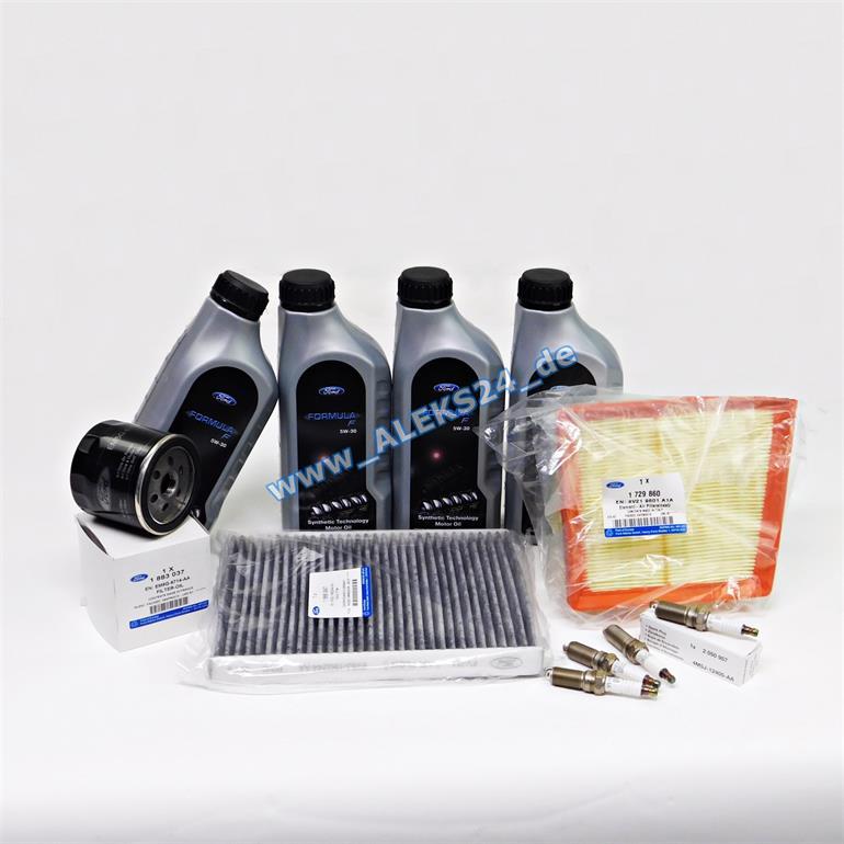 original ford inspektionspaket servicepaket b max fiesta. Black Bedroom Furniture Sets. Home Design Ideas
